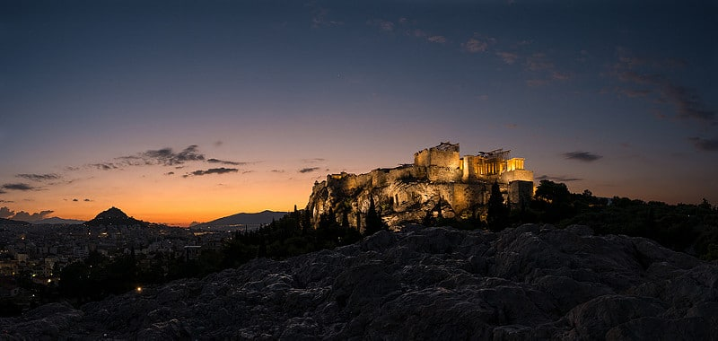 Visit the Parthenon and Accropolis, Athens