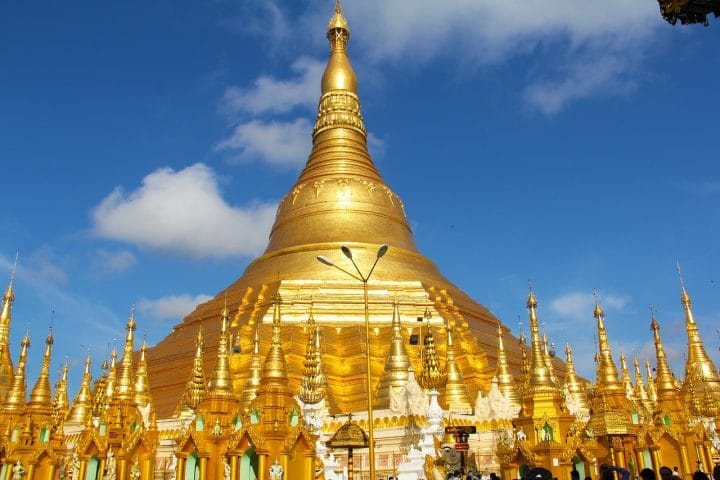 The best areas to stay in Yangon (Rangoon)
