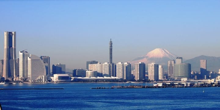 The best areas to stay in Yokohama
