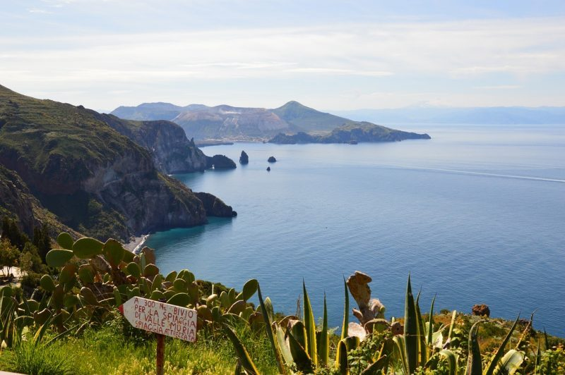Visit the Aeolian Islands, Sicily