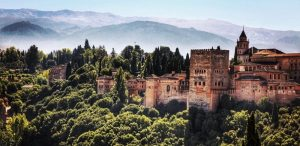 Book tickets for the Alhambra in Granada