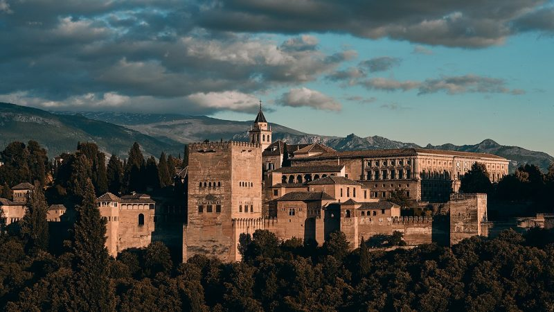 Visit the Alhambra of Granada