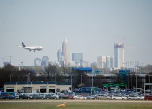 Find a cheap parking at Charlotte Douglas Airport