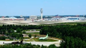 Parking at Hartsfield-Jackson Atlanta International Airport
