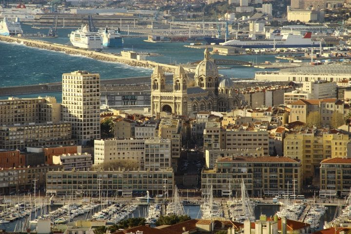 The best areas to stay in Marseille