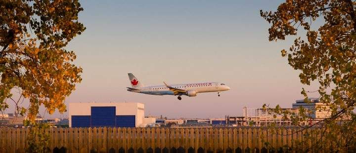 Finding cheap parking at Montreal-Pierre Elliott Trudeau Airport