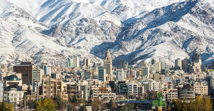 The best areas to stay in Tehran
