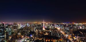 Tokyo: Combining Ancient Serenity and Modern Energy