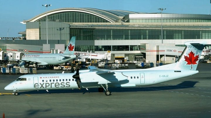 Finding cheap parking at Toronto Pearson International Airport