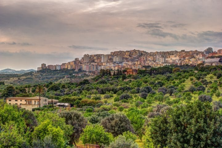 The best areas to stay in Agrigento