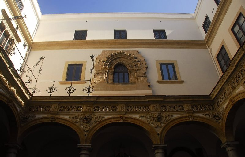 Visit Archeological museum of Palermo