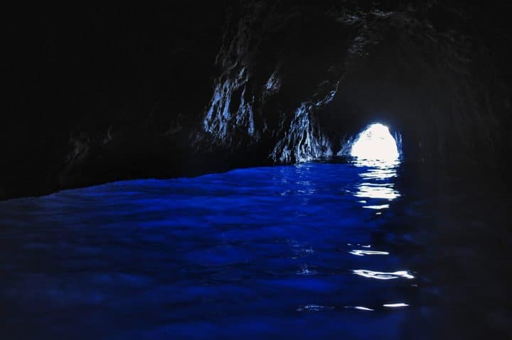 Visit the Blue Grotto on Capri Island: tickets, prices, opening hours