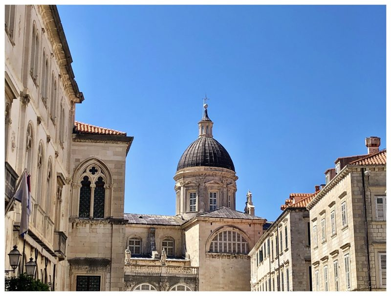 Visit the Cathedral of the Assumption, Dubrovnik
