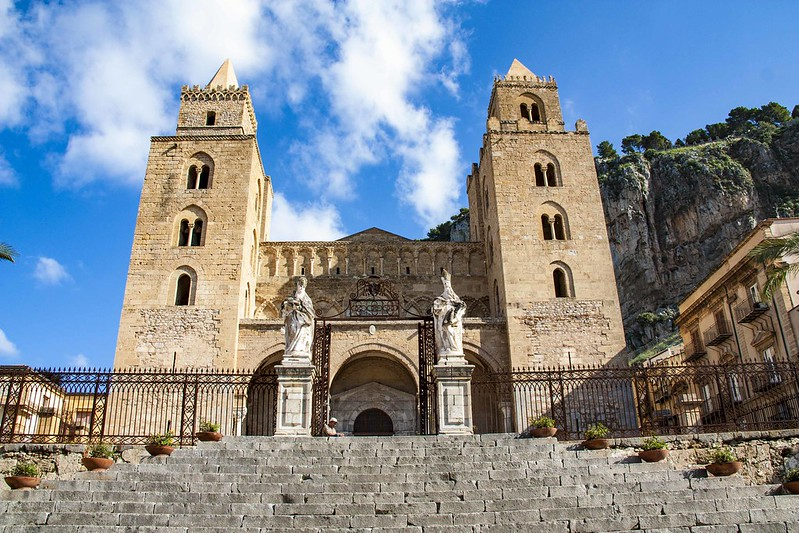 Visit the Cathedral of Cefalu