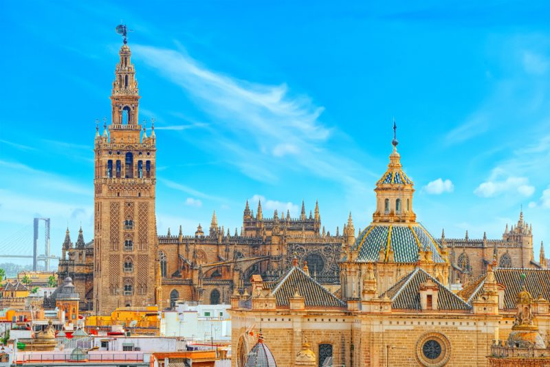 Visit the Cathedral of Seville