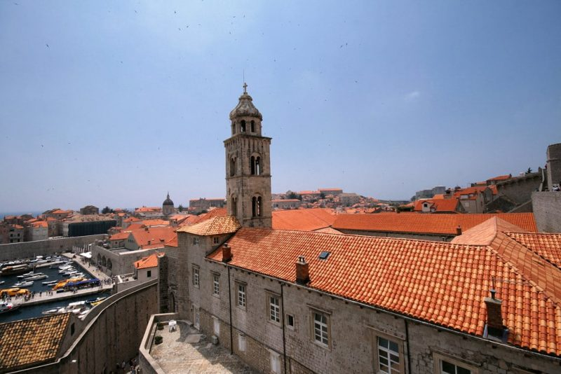 Visit the Dominican Monastery, Dubrovnik