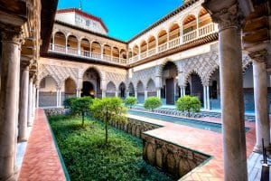 Visit the Alcazar of Seville