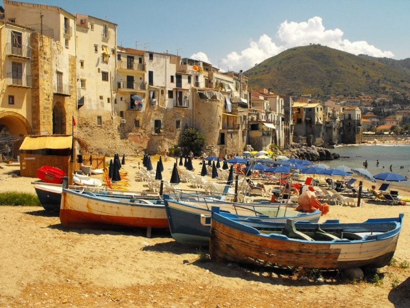 Visit Cefalù, outside Palermo