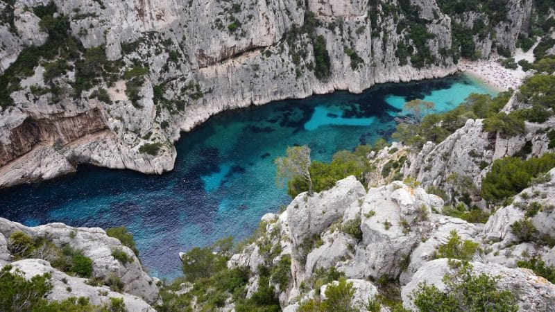 Visit the Calanques of Marseille