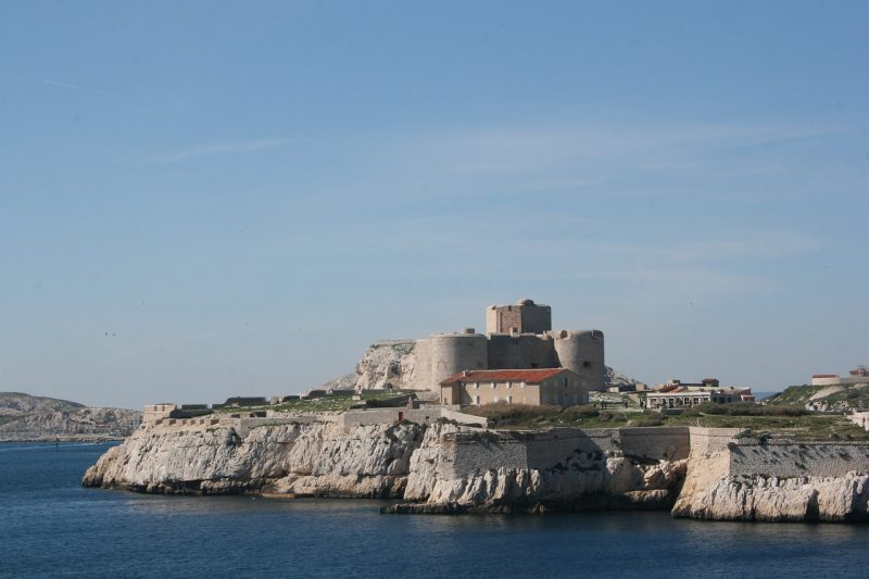 Visit the Chateau d'If in Marseille