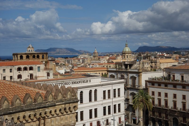 Stay in Palermo, Sicily