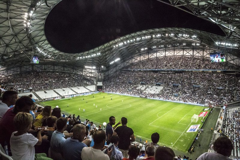 Visit the Velodrome Stadium in Marseille