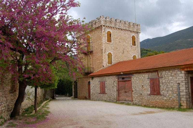 Visit the Achaia Clauss Winery, Patras