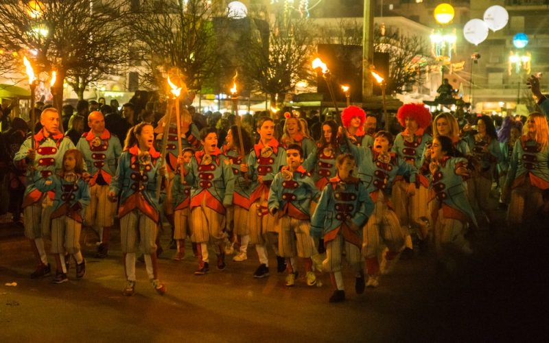 Experience the Carnival of Patras