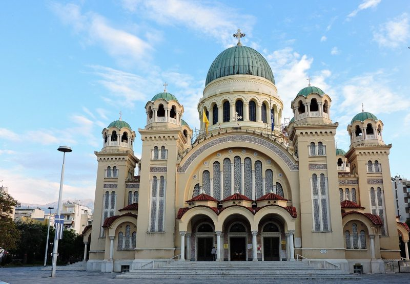 Visit the Cathedral of Patras