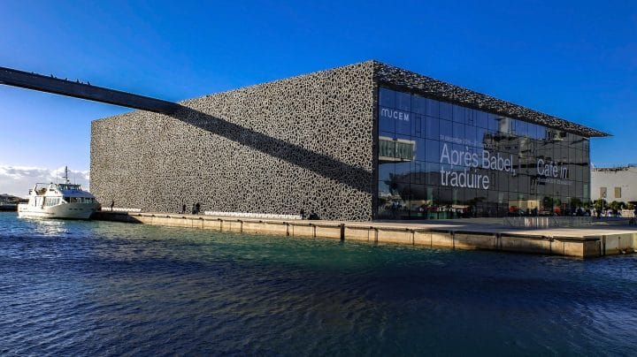 Visit the Mucem in Marseille: tickets, rates, opening hours