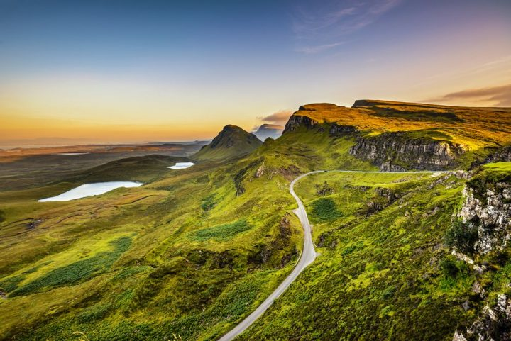 Scotland by Campervan: tips, areas, routes