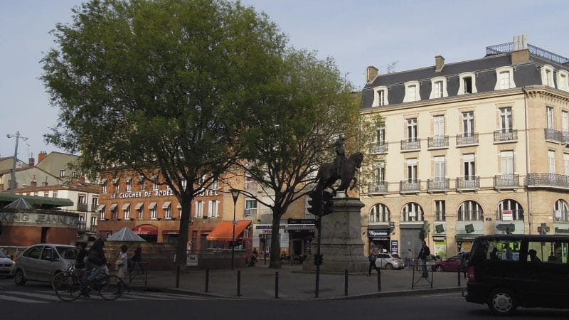 Stay in Toulouse, Jeanne d'Arc