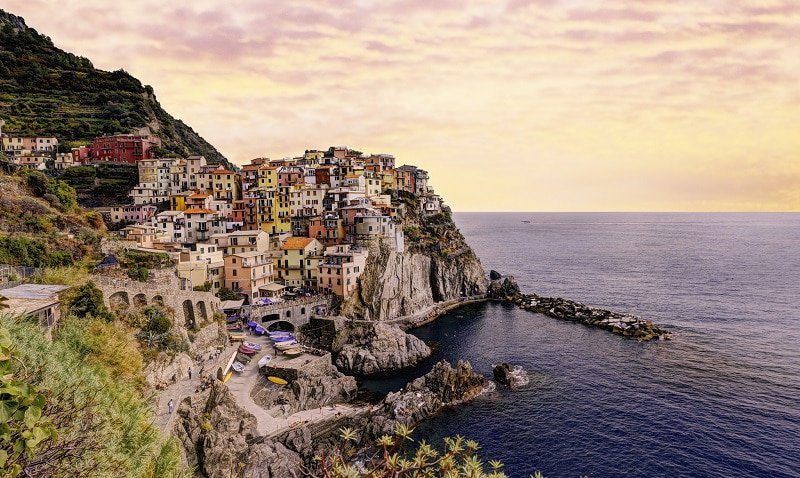 Visit beautiful places in Italy