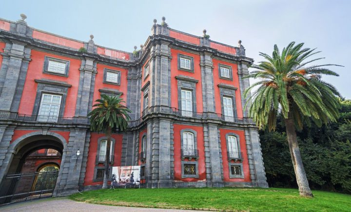 Visit Capodimonte Museum in Naples: rates, tickets, opening hours