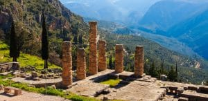 Visit Delphi from Athens