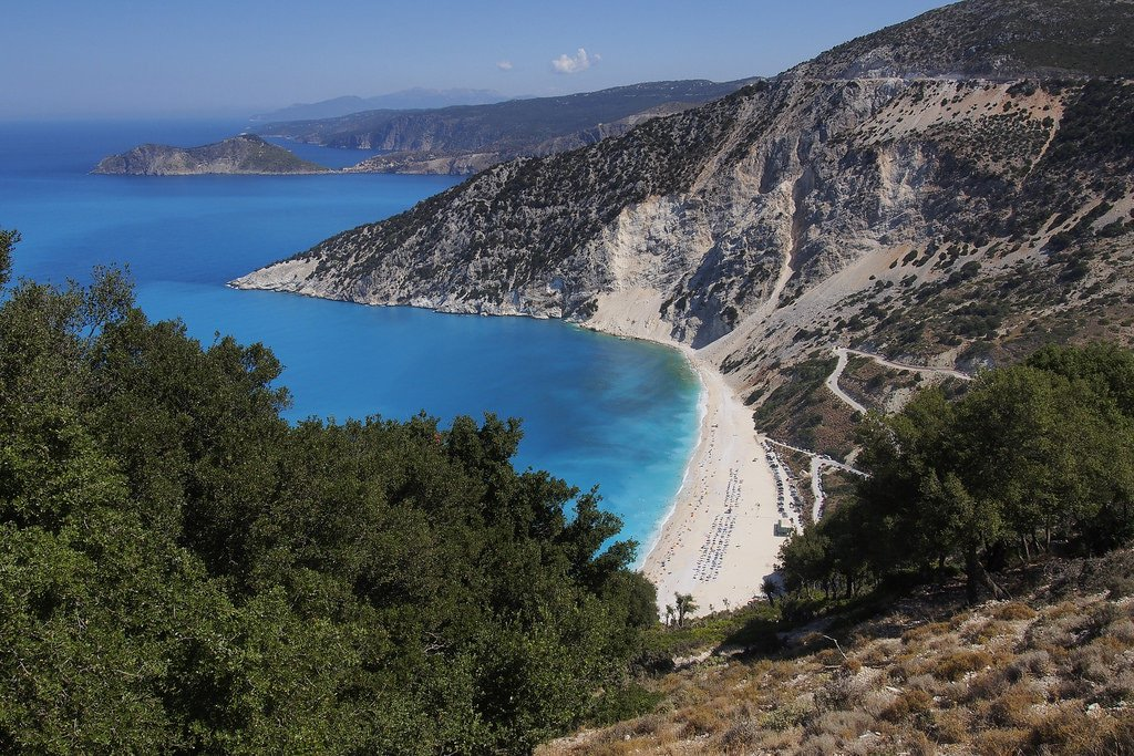 Visit Greek Island of Cephalonia