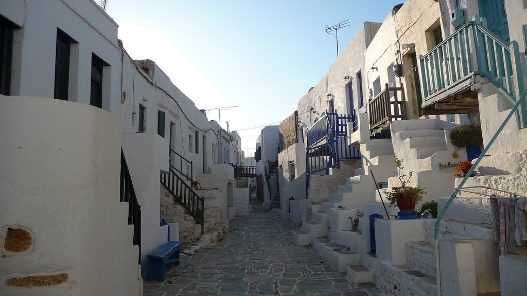 Visit Greek Island of Folegandros