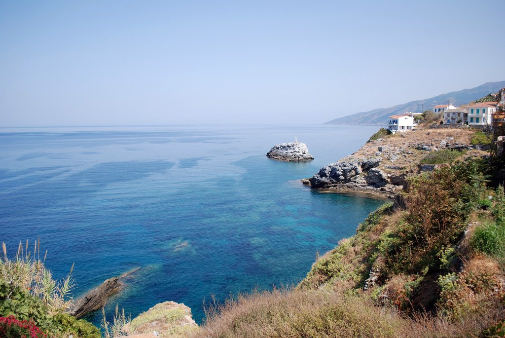 Visit Greek Island of Ikaria
