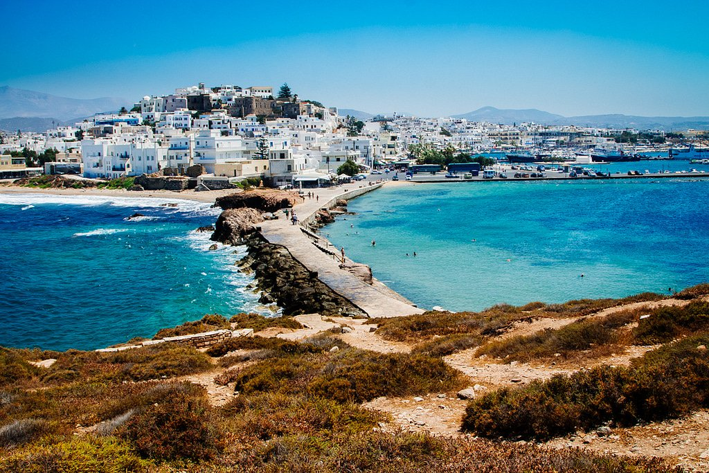 Visit Greek Island of Naxos