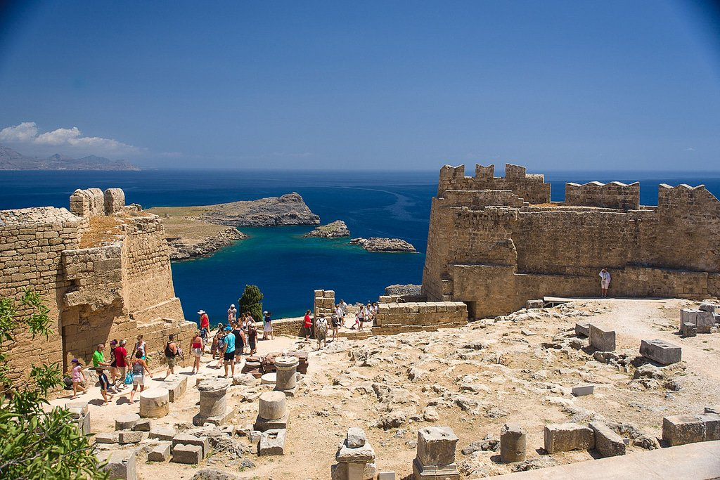 Visit Greek Island of Rhodes