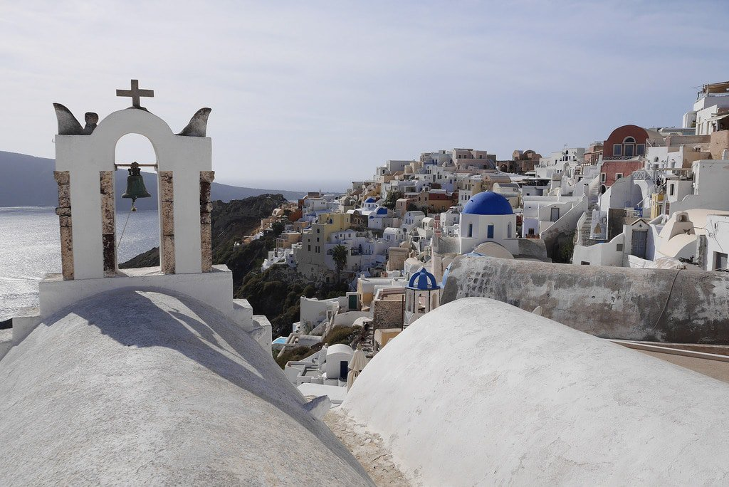 Visit Greek Island of Santorini