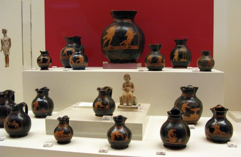 Visit the National Archaeological Museum in Athens