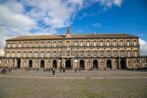 Visit the Royal Palace of Naples