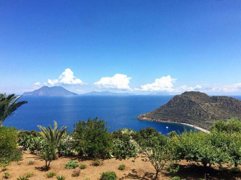 Visit the Aeolian Islands