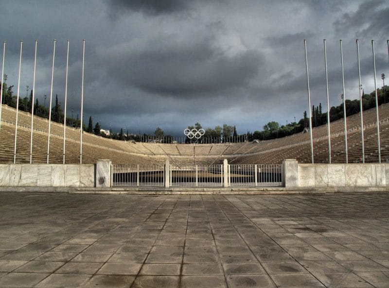 Visit the Panathenaic Stadium Athens