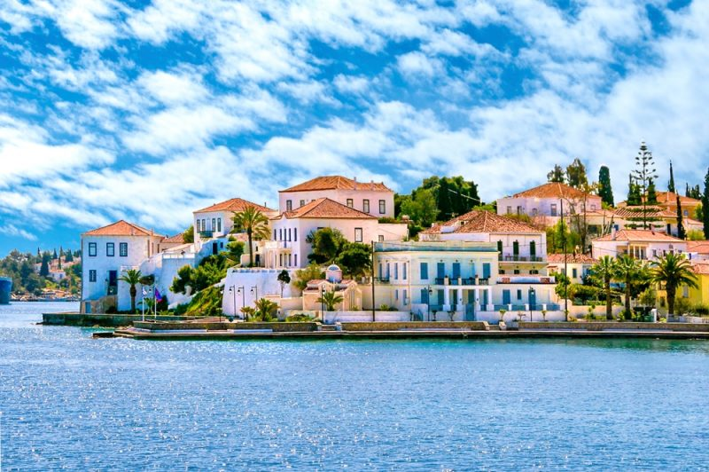 Visit the Sardonic Gulf from Athens