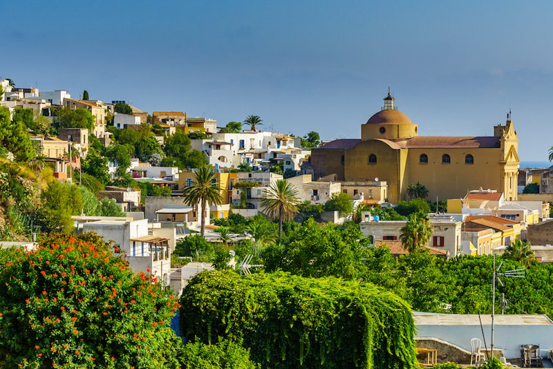 Best areas to stay in the Aeolian Islands