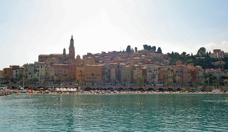 The best areas to stay in Menton