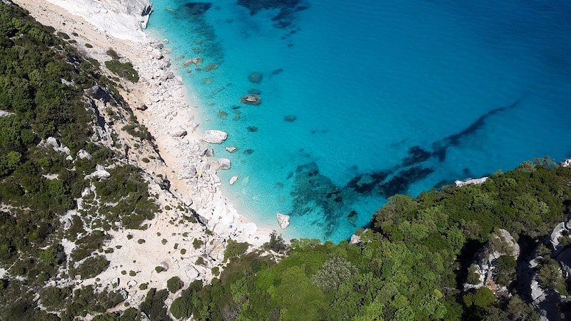 How to get from Toulon to Sardinia by ferry?