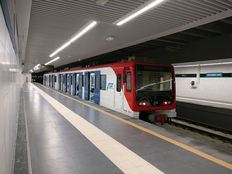 Transfer between Catania airport and downtown Catania